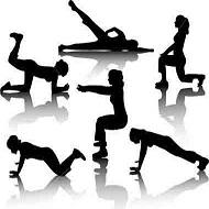 ایروبیک - آمادگی جسمانی - بدنسازی - پلایومتریک - TRX